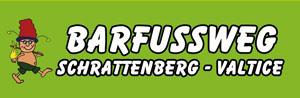 Barfussweg Schrattenberg – Valtice Logo